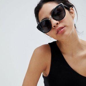 🆕 *NWT* Quay Australia My Girl Cat Eye Sunglasses